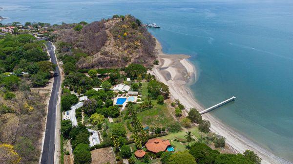 Magnificent Naranjo Beach Ocean Front Hotel